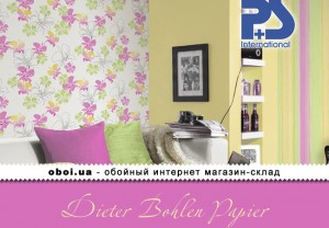 Обои P+S international Dieter Bohlen Papier