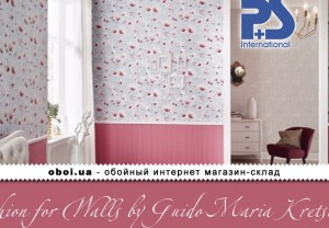 Обои P+S international Fashion for Walls by Guido Maria Kretschmer