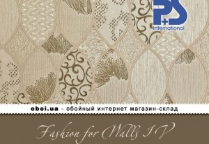 Обои P+S international Fashion for Walls IV