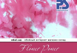 Обои P+S international Flower Power