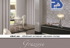 Обои P+S international Graziosa