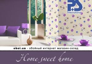Обои P+S international Home sweet home