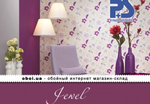 Обои P+S international Jewel