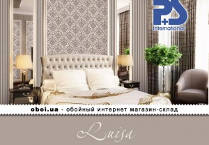 Обои P+S international Luisa