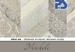 Обои P+S international Michele