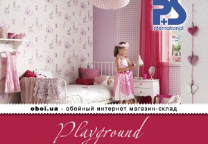 Обои P+S international Playground