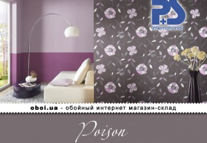 Обои P+S international Poison