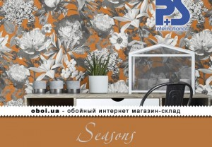 Обои P+S international Seasons