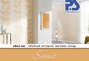 Обои P+S international Sonnet