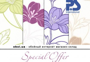 Обои P+S international Special Offer