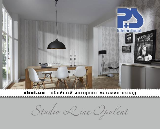 Флизелиновые обои P+S international Studio Line Opulent