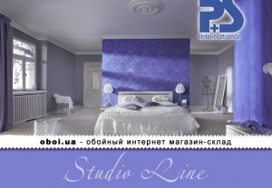 Обои P+S international Studio Line