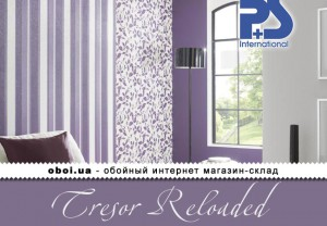 Обои P+S international Tresor Reloaded