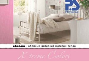 Интерьеры P+S international X-treme Colors