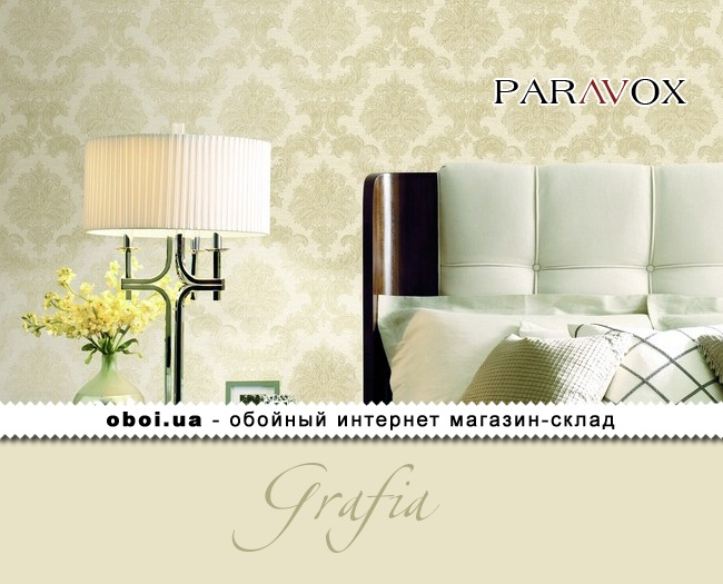 Обои Paravox Grafia