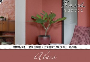 Інтер'єри Rasch Textil Abaca
