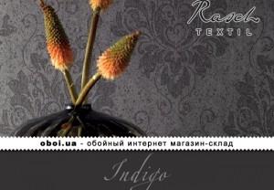 Интерьеры Rasch Textil Indigo