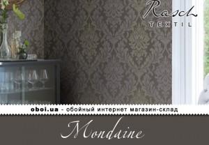 Обои Rasch Textil Mondaine