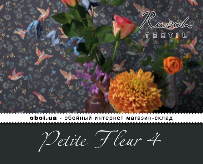 Обои Rasch Textil Petite Fleur 4