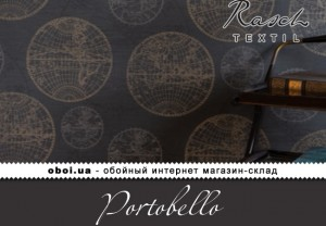 Обои Rasch Textil Portobello