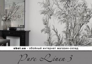 Обои Rasch Textil Pure Linen 3