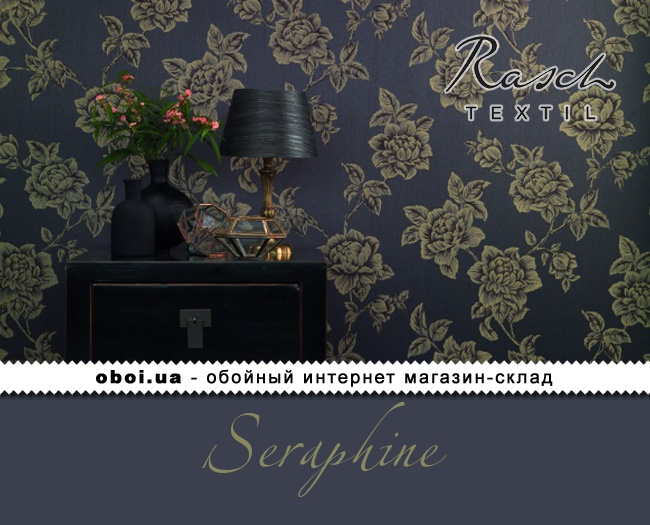 Обои Rasch Textil Seraphine