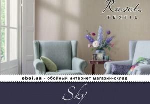 Обои Rasch Textil Sky