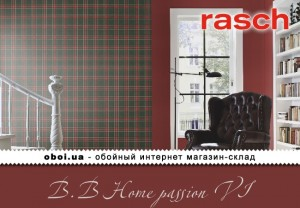 Шпалери Rasch B.B Home passion VI