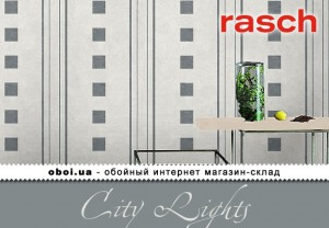 Шпалери Rasch City Lights