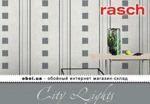 Обои Rasch City Lights