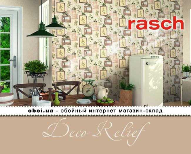 Обои Rasch Deco Relief