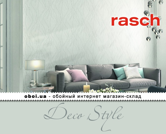 Обои Rasch Deco Style