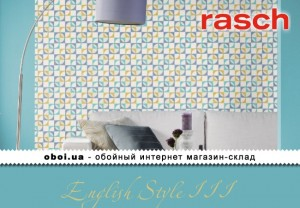 Обои Rasch English Style III