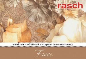 Обои Rasch Fiore