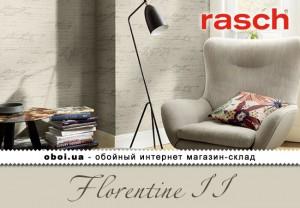Обои Rasch Florentine II