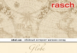 Шпалери Rasch Globe