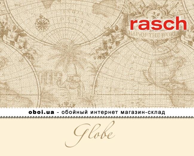 Обои Rasch Globe