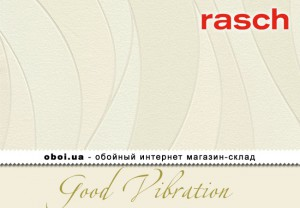 Шпалери Rasch Good Vibration