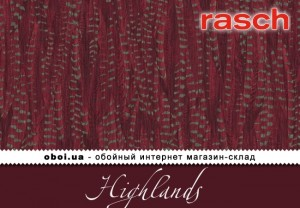 Шпалери Rasch Highlands