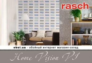 Обои Rasch Home Vision VI