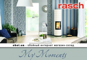 Шпалери Rasch My Moments
