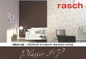 Шпалери Rasch Plaisir IV