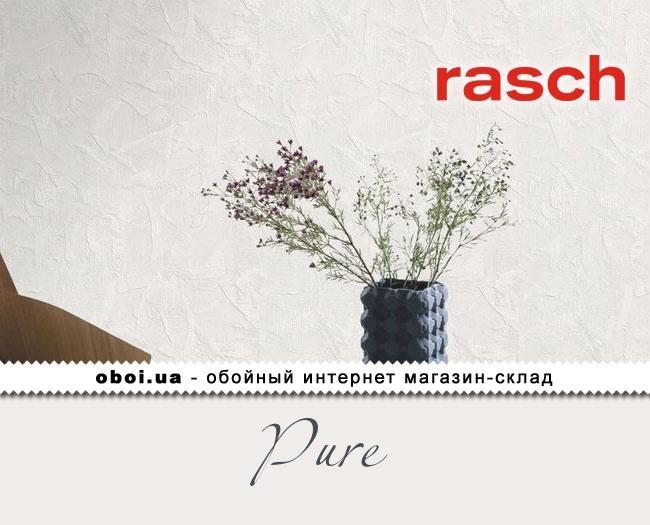 Обои Rasch Pure