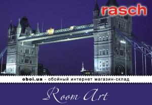 Обои Rasch Room Art
