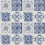 Шпалери Rasch Tiles More XIII 885309
