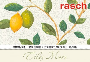 Обои Rasch Tiles More