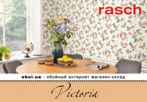 Обои Rasch Victoria