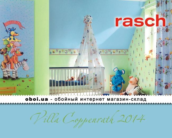 Обои Rasch Villa Coppenrath 2014