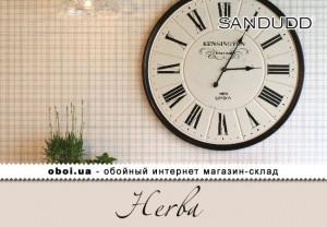 Шпалери Sandudd Herba