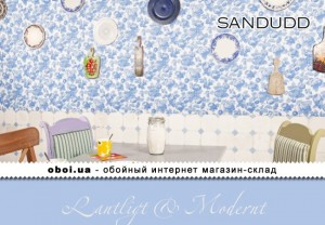 Інтер'єри Sandudd Lantligt & Modernt